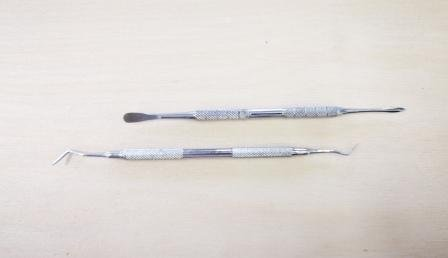 spatule cire perdue