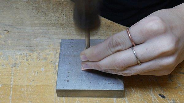 méthode pour poinçonner