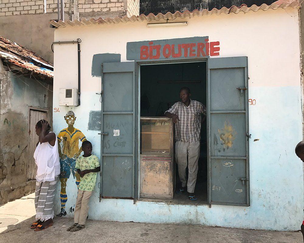 bijouterie afrique