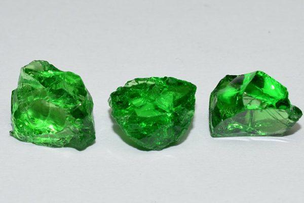 grenat-vert