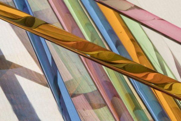 baguettes de verre-murano
